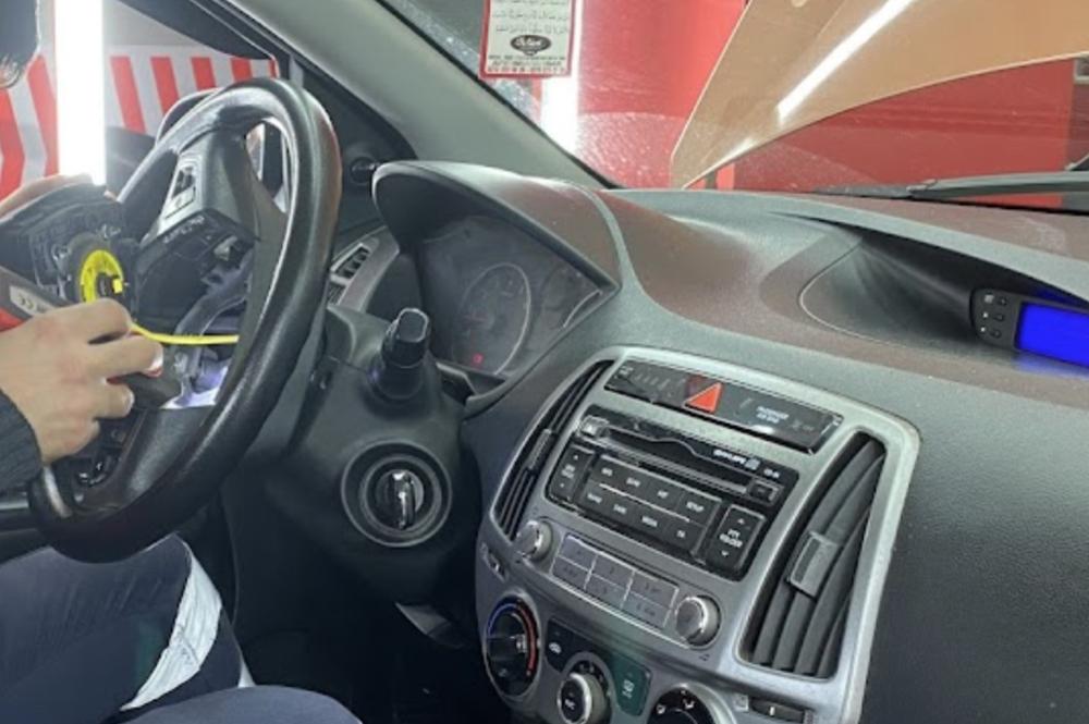 Airbag-Kontrolu-Yapan-Ekspertiz-Izmir